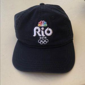 Rio 2016 hat. Never worn. NWT